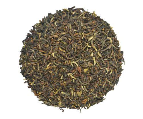 Earl Grey Leaf Tea Circle