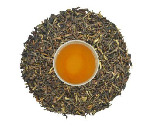 Earl Grey Leaf with Liquor Tea Circle